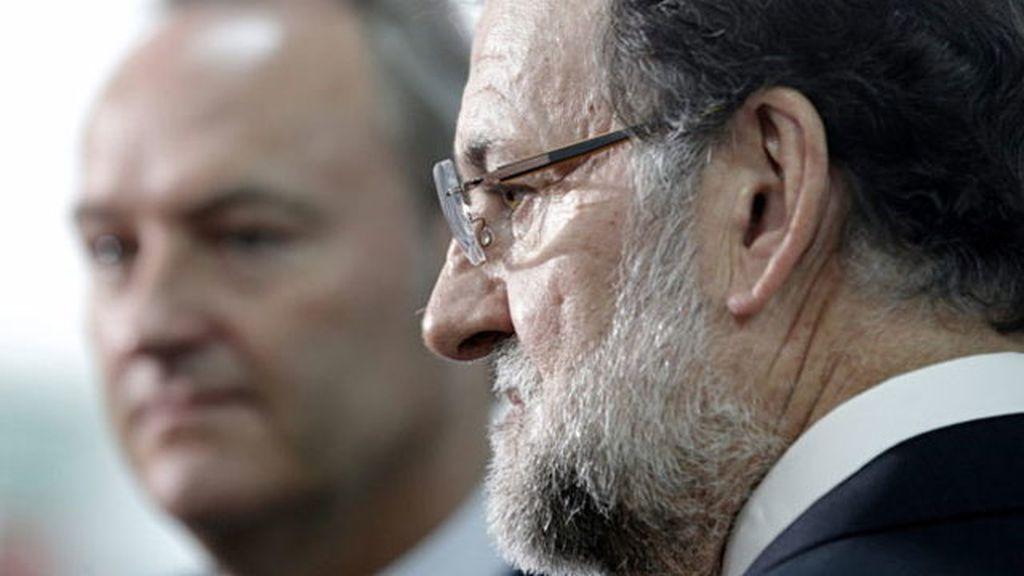 Rajoy, con el viento de popa