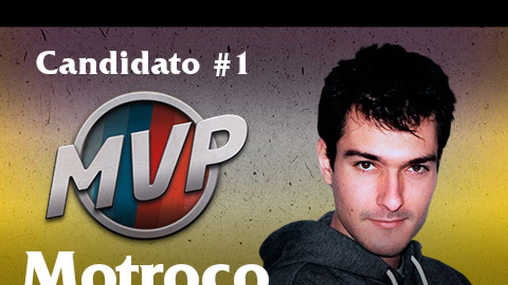 Motroco para MVP (Jornada 8)