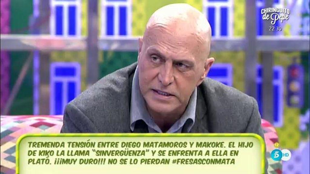 """Kiko Matamoros, tras el debate de 'GH VIP': """"Fue un momento muy desagradable"""""""