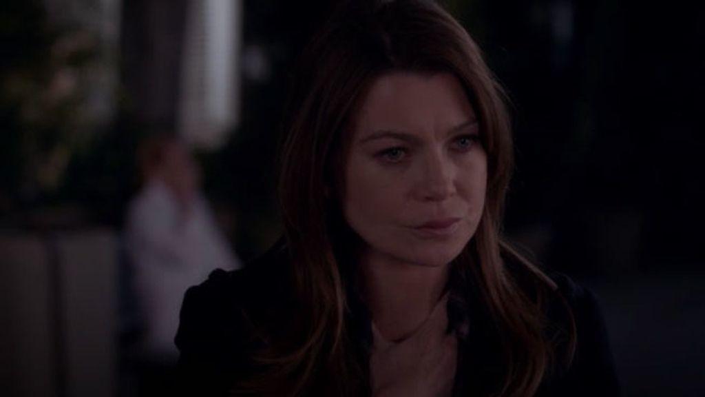 """Meredith, a la doctora: """"Te perseguirá: en cada paciente verás su cara"""""""