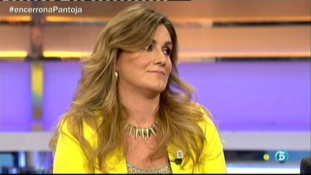 """Chabelita ha intentado """"por todos los medios"""" que Triana no fuese al programa"""