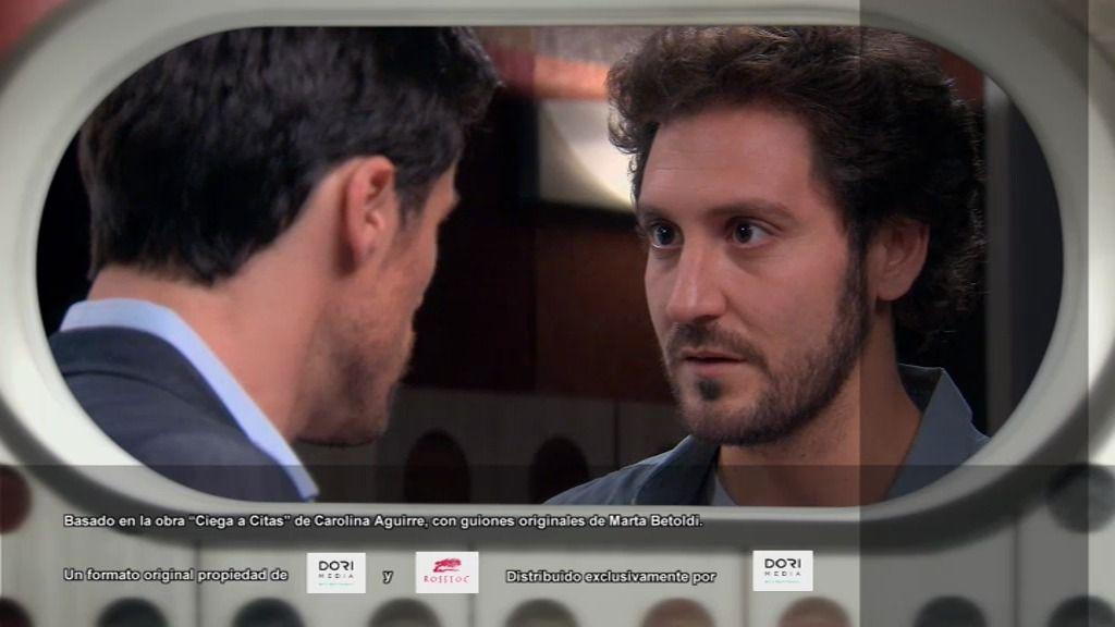 ¿Reconocerá Sergio que está enamorado de Lucía desde que la conoció?