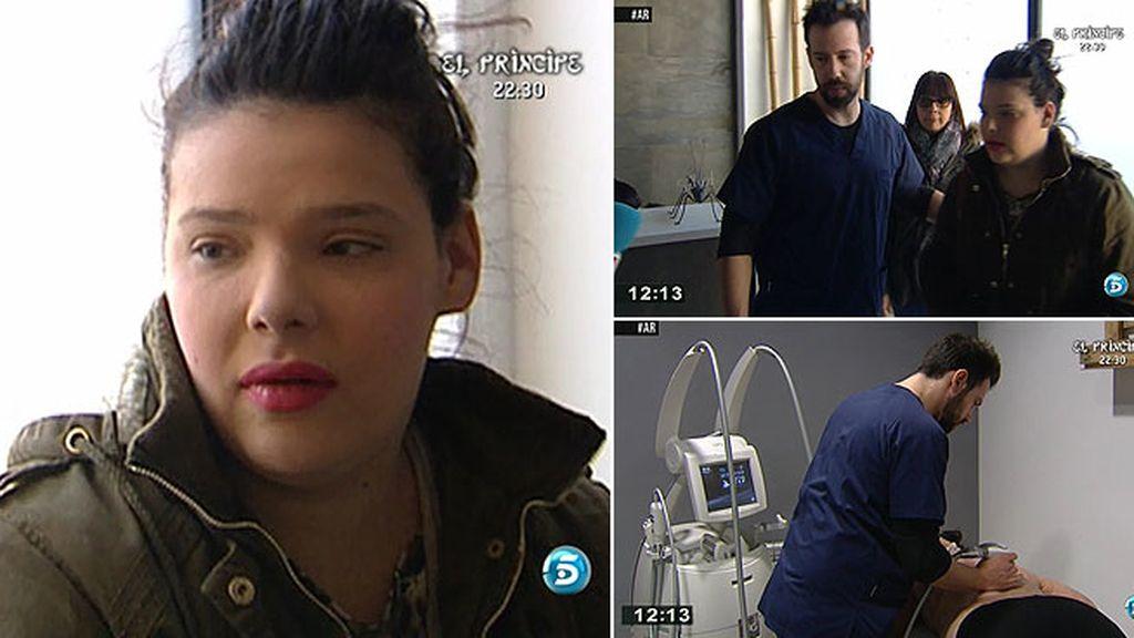 Saida Prieto continúa con su tratamiento en Madrid