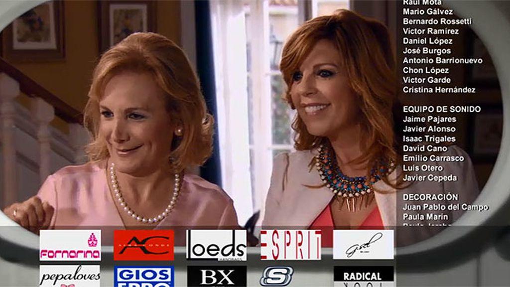 En el próximo capítulo: Maruchi y Piluca anuncian que serán wedding planners