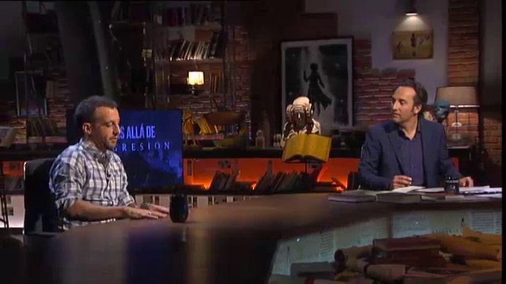 """Alejandro Amenábar: """"Dejarte impregnar por el misterio es lo que te hace avanzar"""""""