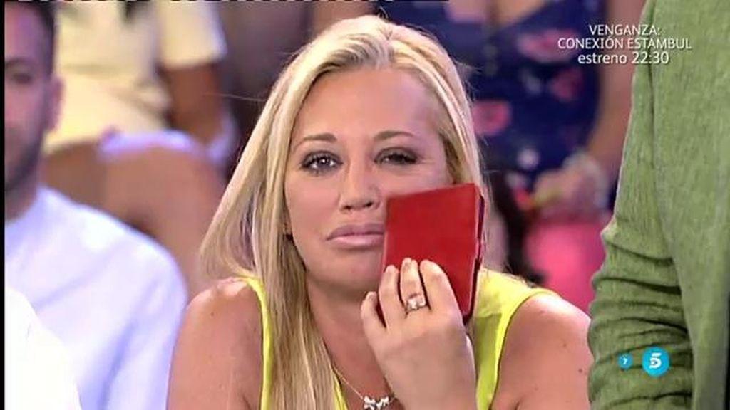 """Belén Esteban: """"No quiero que suene más el móvil, quiero estar tranquila"""""""