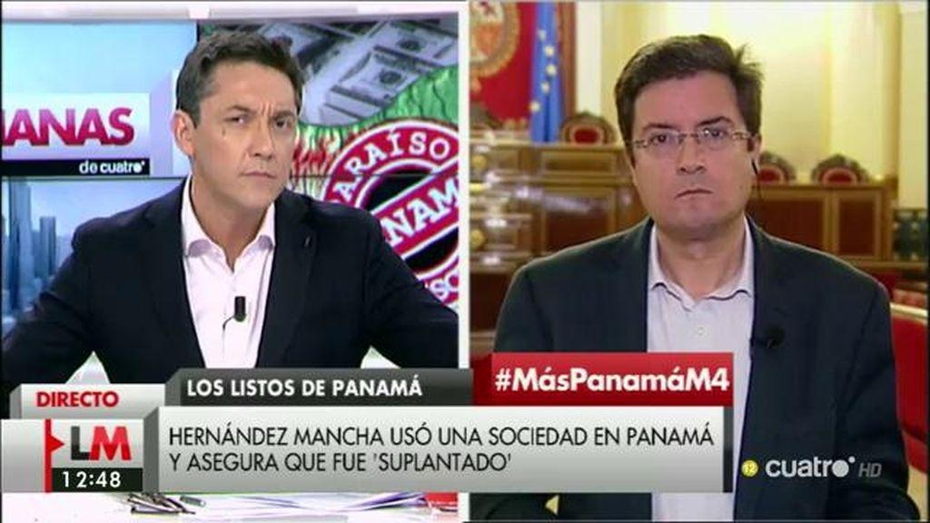 """Óscar López: """"Ha habido una gran pinza para que no haya un presidente socialista"""""""