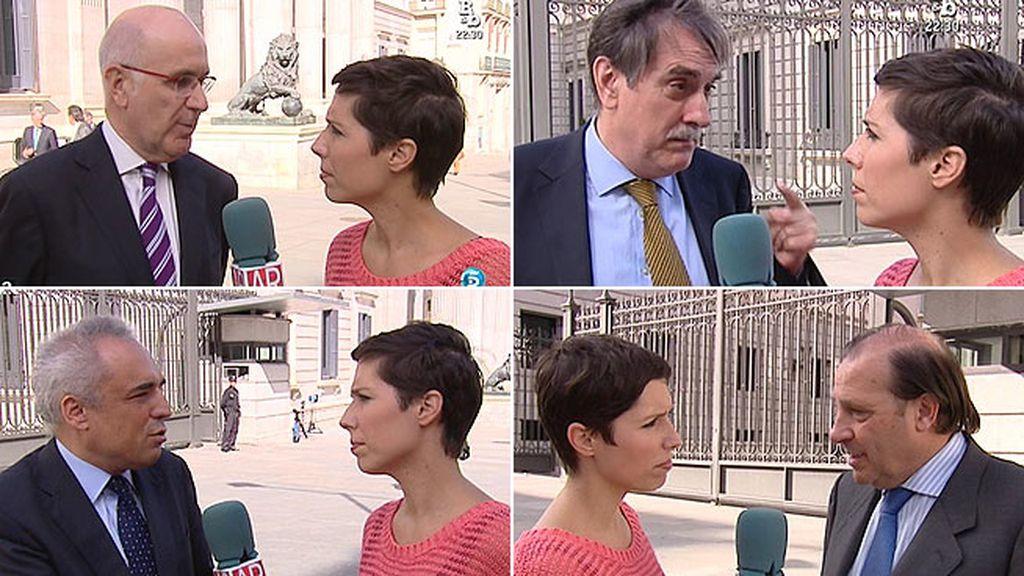 Arias Cañete, el más deseado y el gran ausente de la sesión de control del gobierno