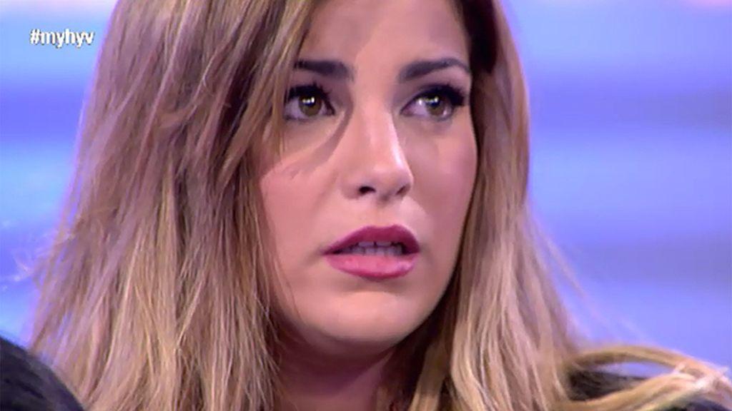 """Natalia: """"Mi madre me ha dicho que estoy quedando como una cualquiera y una fresca"""""""