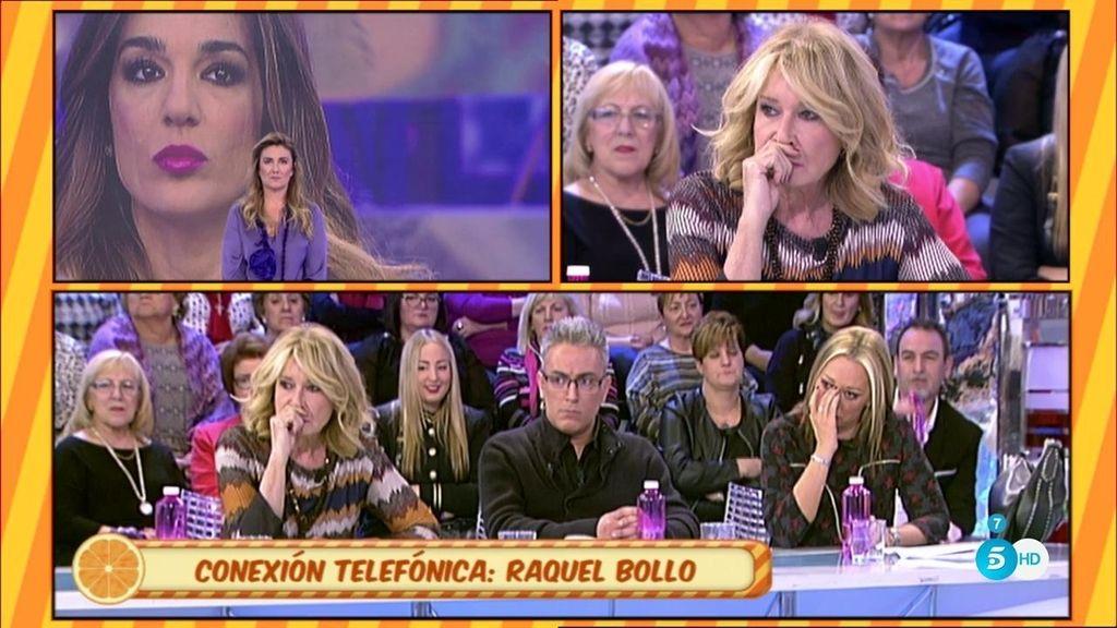 Raquel Bollo gana el juicio de Chiquete y anuncia que deja 'Sálvame'