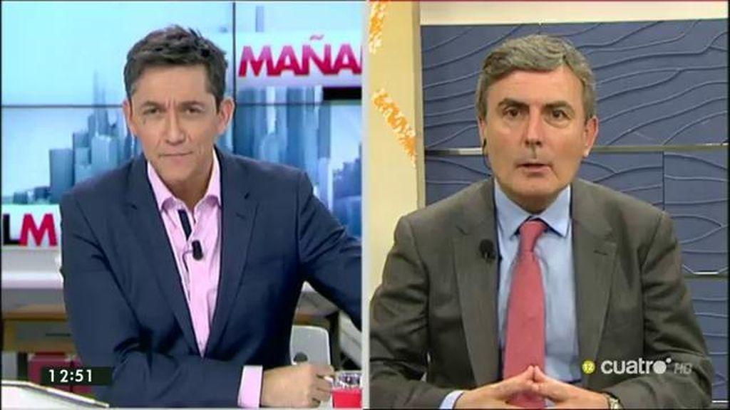 """Pedro Saura, de Mar García Vaquero: """"La relación con Panamá es antes de que conociera a Felipe González"""""""