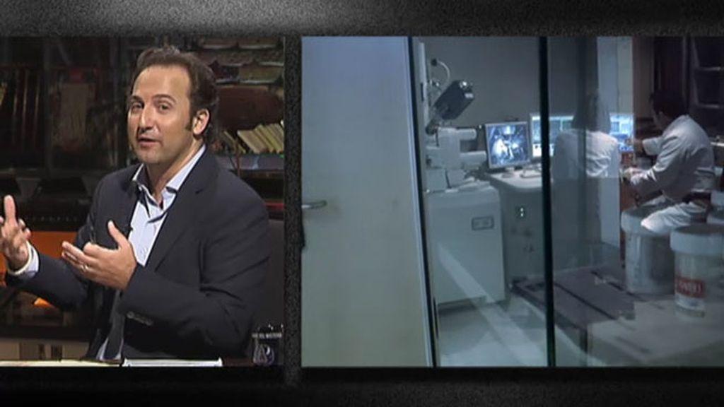 """Iker: """"Los científicos dicen que la única explicación lógica es la pareidolia"""""""