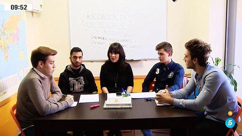 Unanimidad: Los jóvenes españoles exigen un pacto nacional en educación