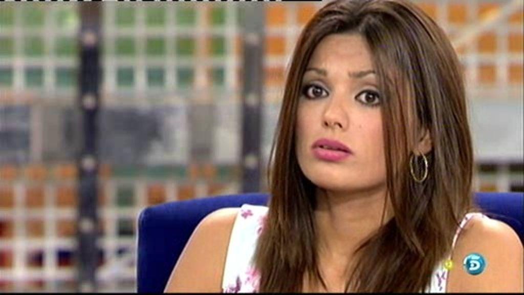 """Alba: """"Lo pasé fatal al ver a María del Monte en 'QTTF' junto a Chayo"""""""