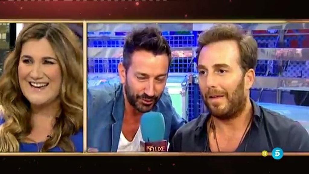 ¡¡Sorpresa para Carlota!! Sus compañeros de Telecinco le envían un mensaje