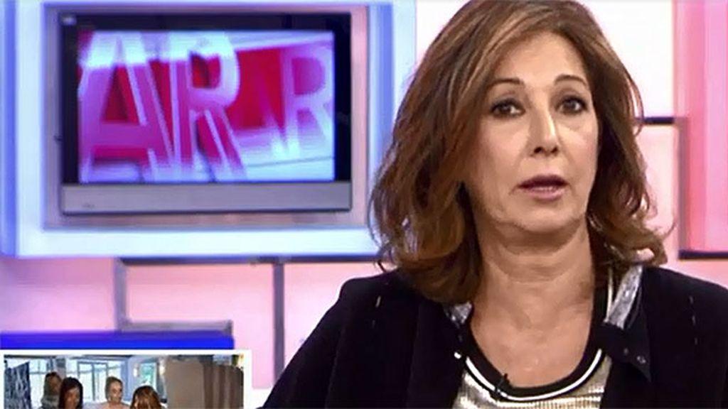 """Ana Rosa, ante la actitud de Chabelita con la prensa: """"¿Quién eres tú?"""""""