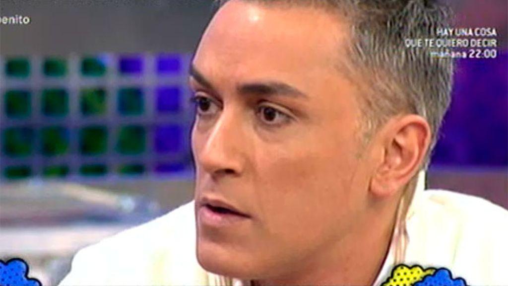 """Kiko H.: """"Amador Mohedano ha hecho una entrevista en 'QMD' para ayudar a un amigo"""""""