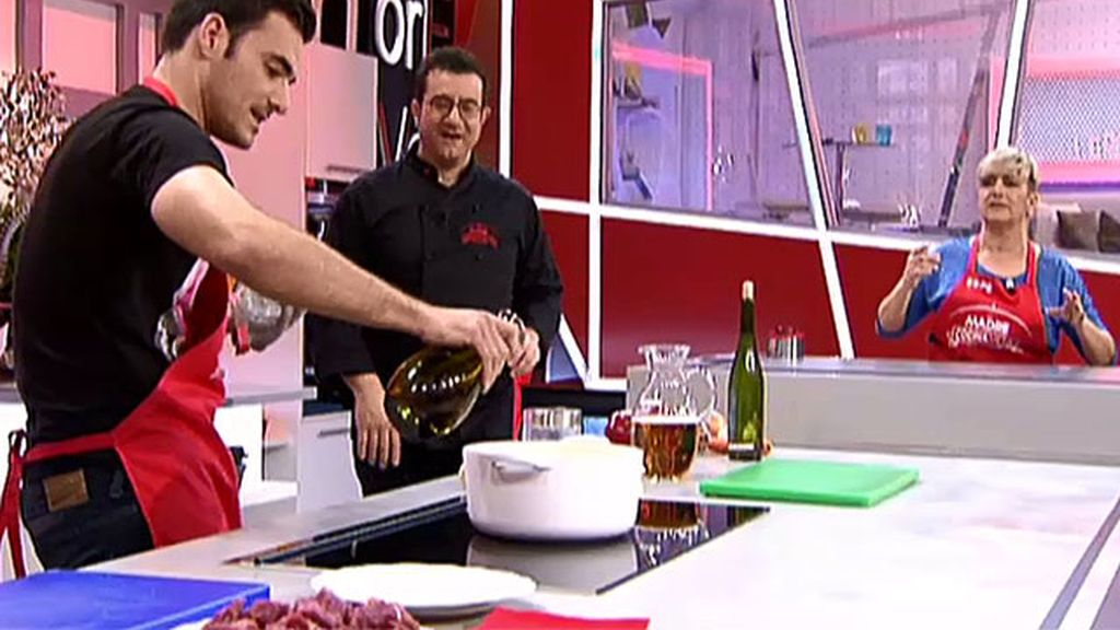 La receta de Espe: estofado de ternera