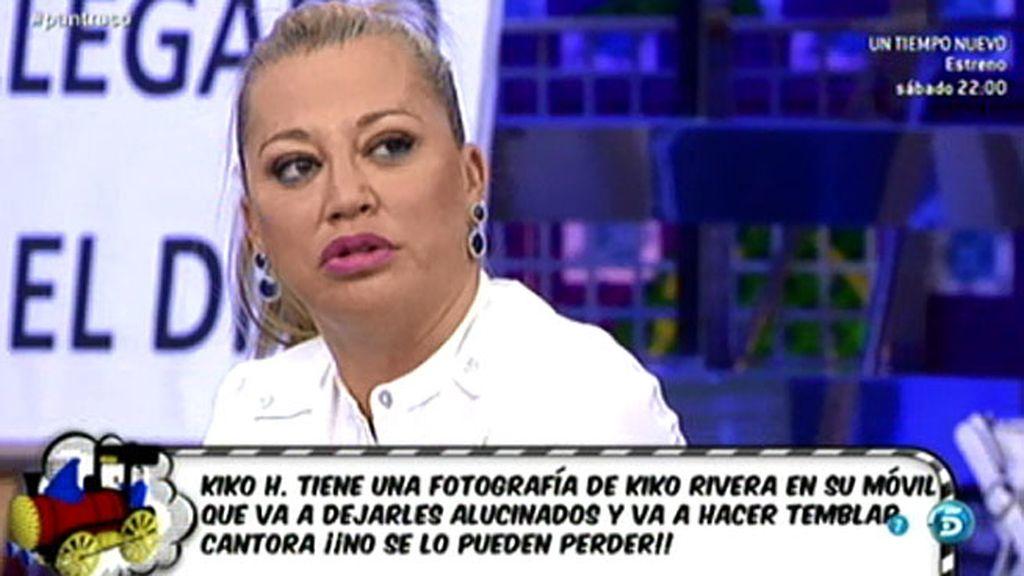 """Belén, a Jorge Javier: """"Tu estreno se merece que vaya con mi novio Miguel"""""""