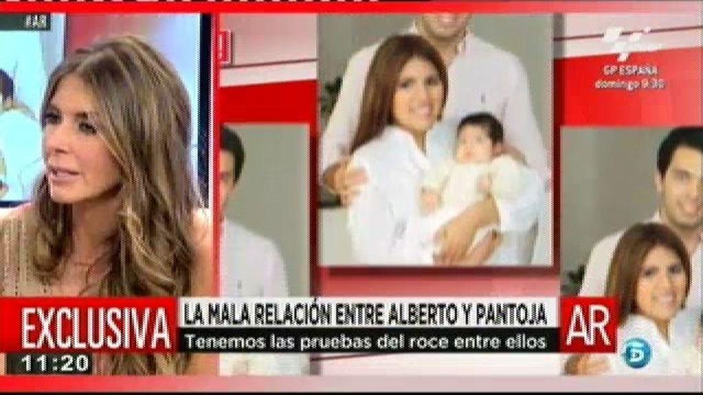 """Paloma García Pelayo: """"Isabel Pantoja tiene unos celos terribles de Dulce"""""""
