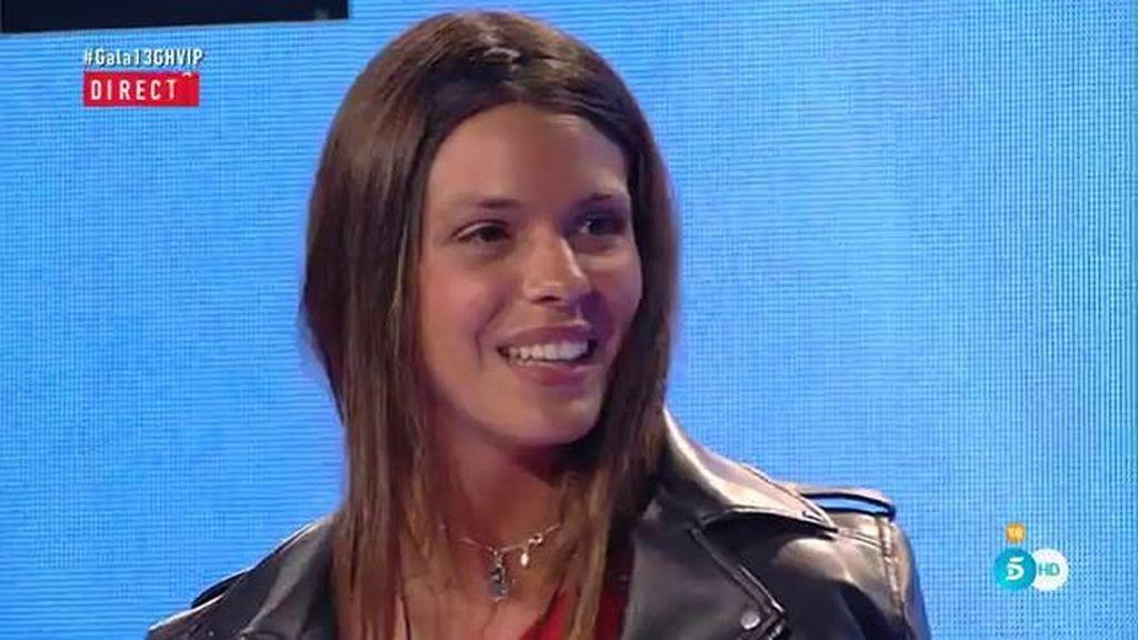 """Laura Matamoros, sobre tararear el 'Cara al Sol': """"Pido perdón si he molestado a alguien"""""""