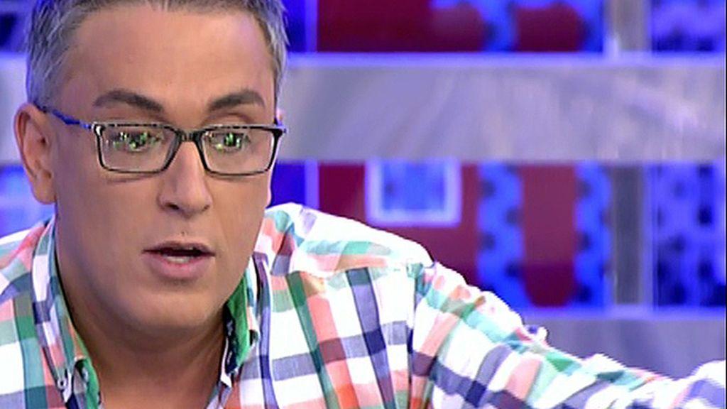 """Kiko H.: """"Chabelita quiere volver con Alberto"""""""
