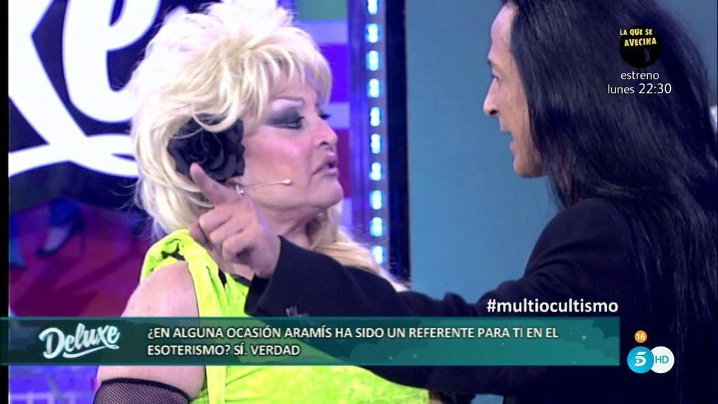 """Aramis, de Sandro Rey: """"Normal que yo sea un referente para él, nunca estará a mi altura"""""""