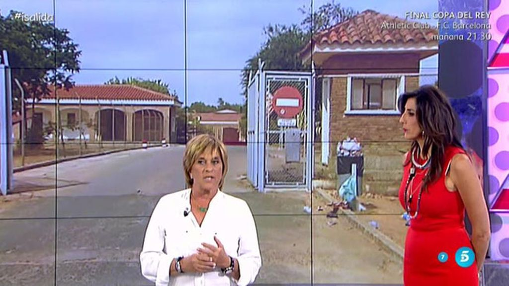Chelo Gª-Cortés cubrirá la salida de Isabel Pantoja en su primer permiso penitenciario