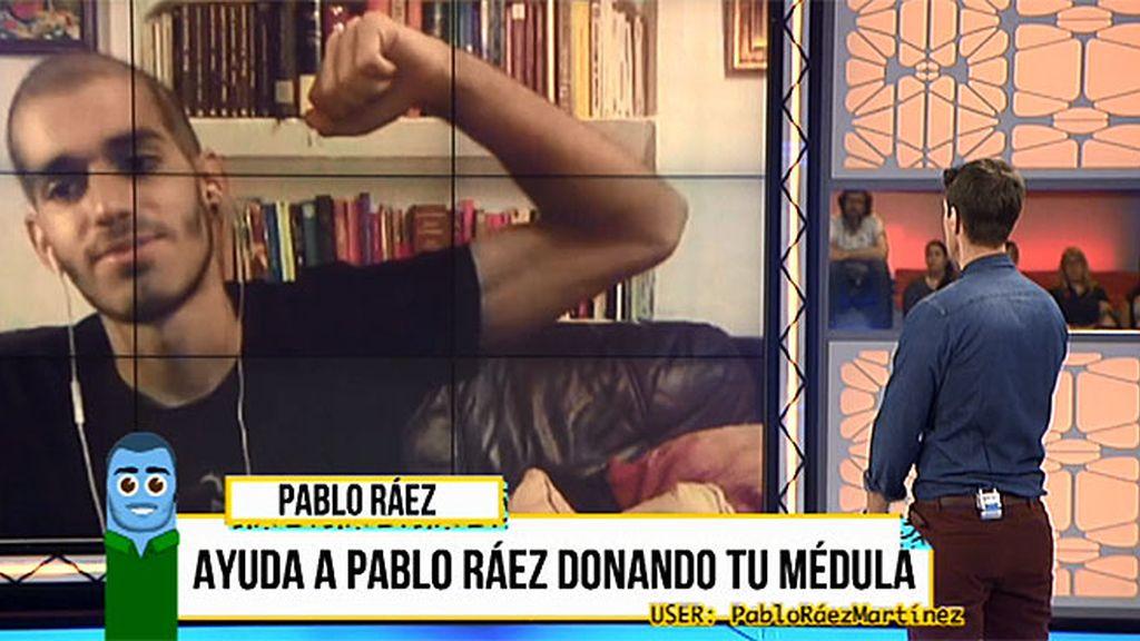 """P. Ráez: """"Hay que ver lo positivo, la leucemia me ha cambiado la vida y estoy agradecido"""""""
