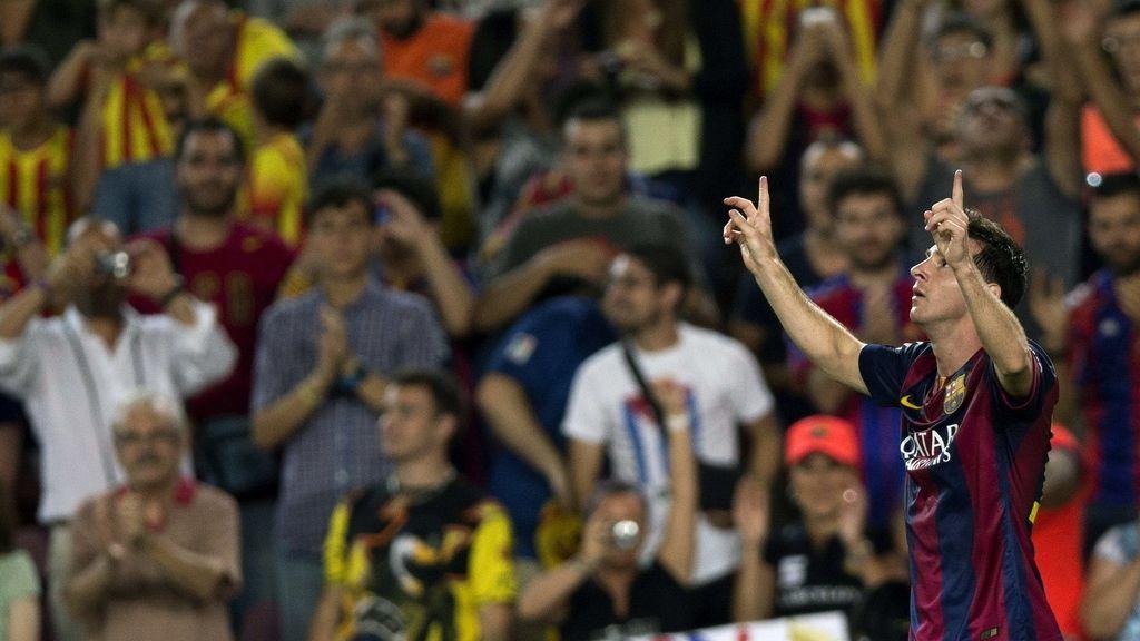El mejor Leo Messi ha vuelto y puede ser gracias al nuevo método de Luis Enrique