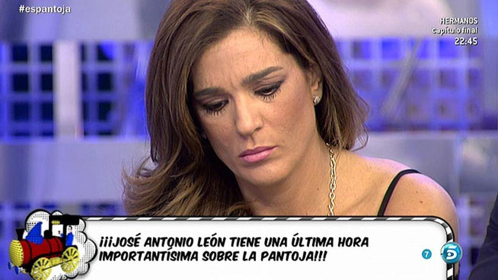 """Jose Antonio León: """"El clan Pantoja tiene miedo y están desesperados"""""""