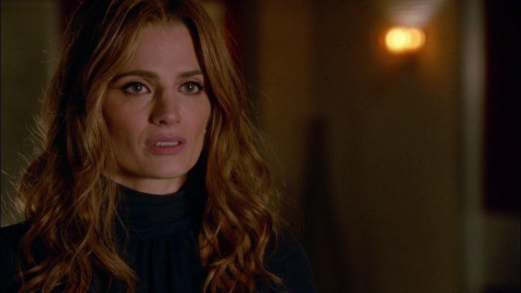 Beckett, entre lágrimas, se despide de Castle