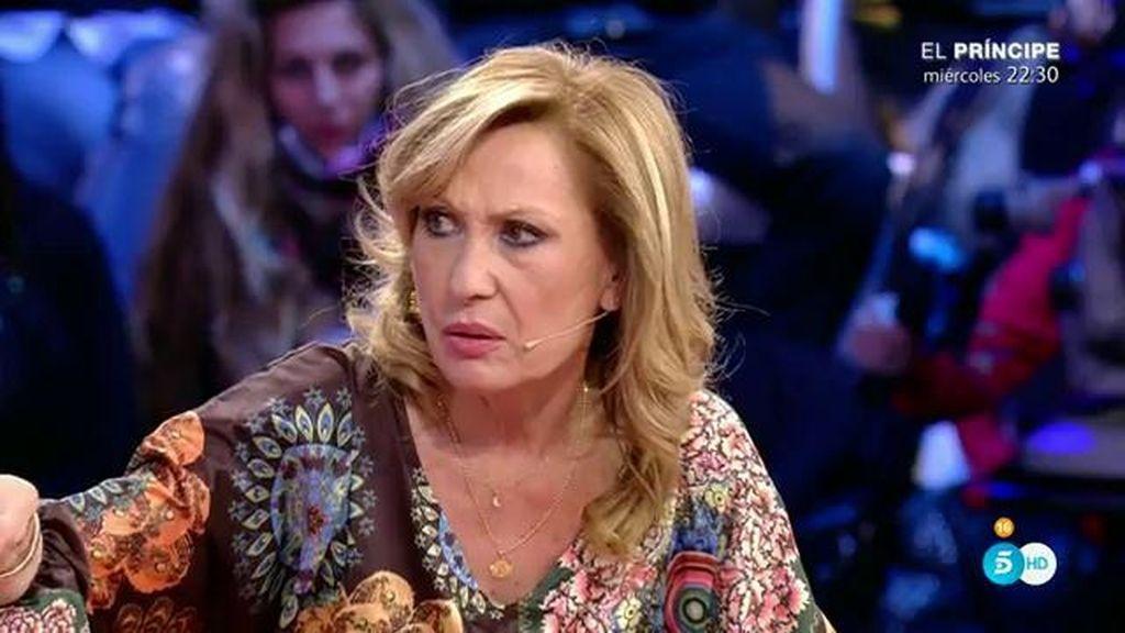 """Kiko Hernández: """"Rosa nos dijo que Carlos le gustaba para 'lo suyo"""""""