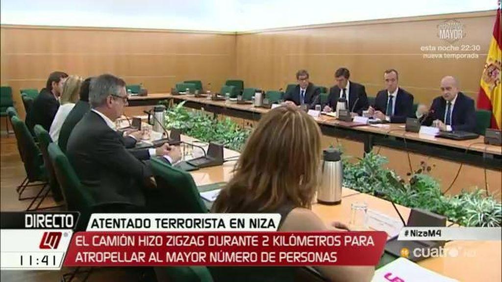España no eleva el nivel de alerta