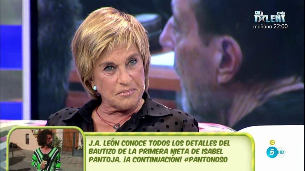 """Chelo Gª Cortés: """"El abogado de Julián Muñoz prepara un escrito de urgencia para que se acelere su puesta en semilibertad"""""""