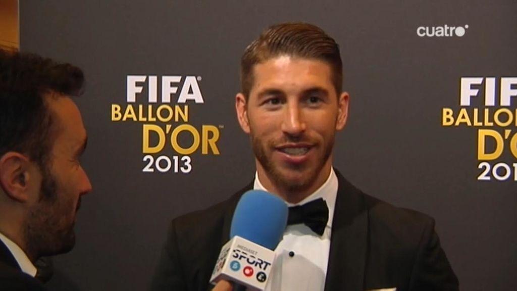 """Sergio Ramos: """"Cristiano ha demostrado la gran persona que es"""""""