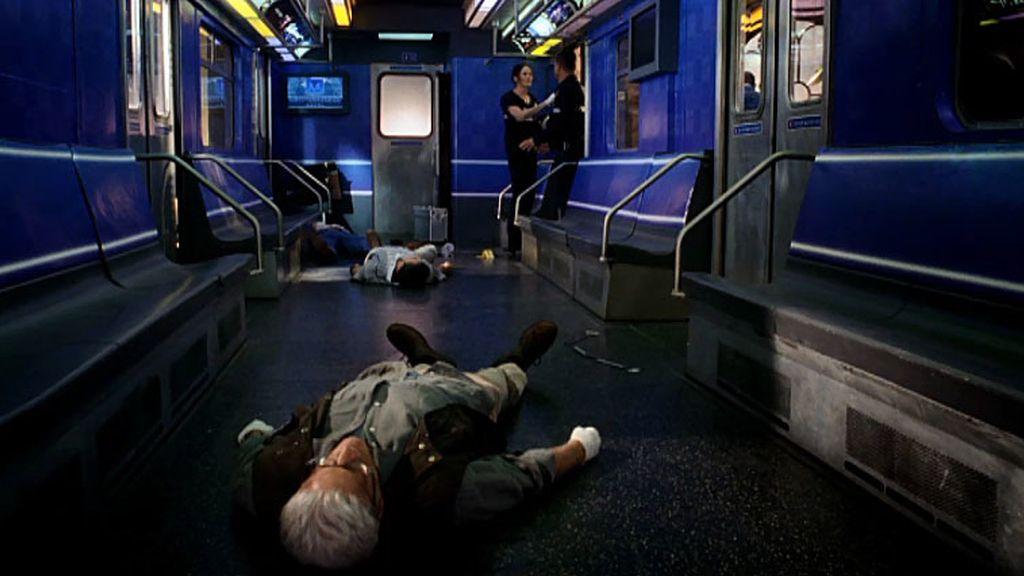 Disfruta de los primeros minutos del estreno de la temporada 12 de 'CSI Las Vegas'