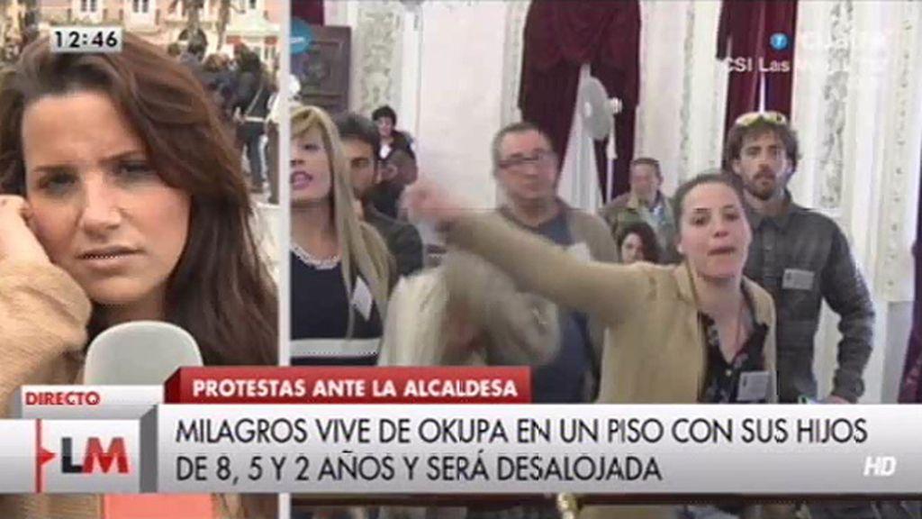 """Milagros, sobre Teófila Martínez: """"Muestra un pasotismo total"""""""