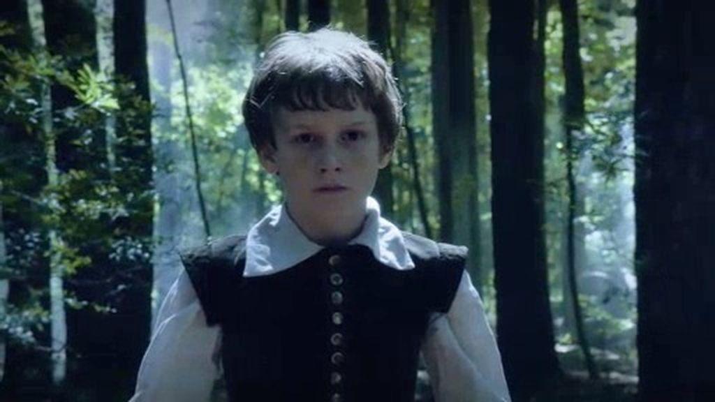 Un niño del pasado aparece misteriosamente en Sleepy Hollow