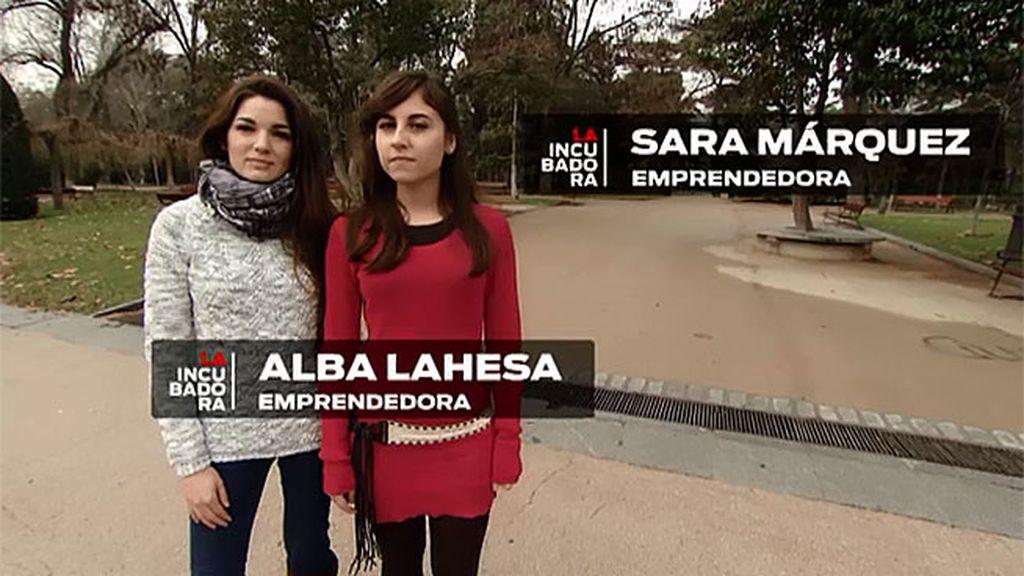 Sara y Alba quieren conquistar el mercado de las extensiones de pestañas en España