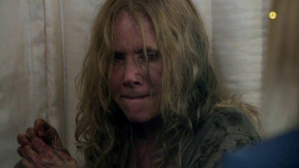 El cameo de Rossana Arquette, en 'C.S.I'