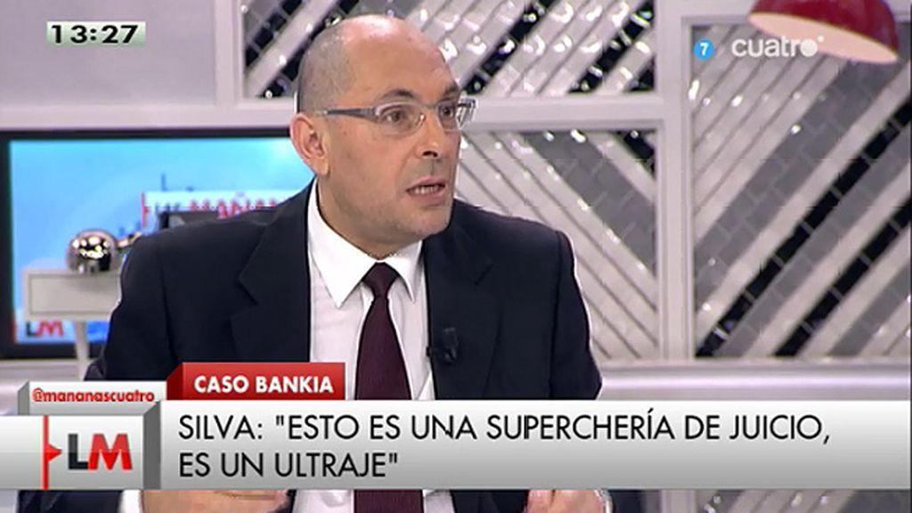 """Elpidio José Silva: """"Creo que esto es una superchería de juicio"""""""