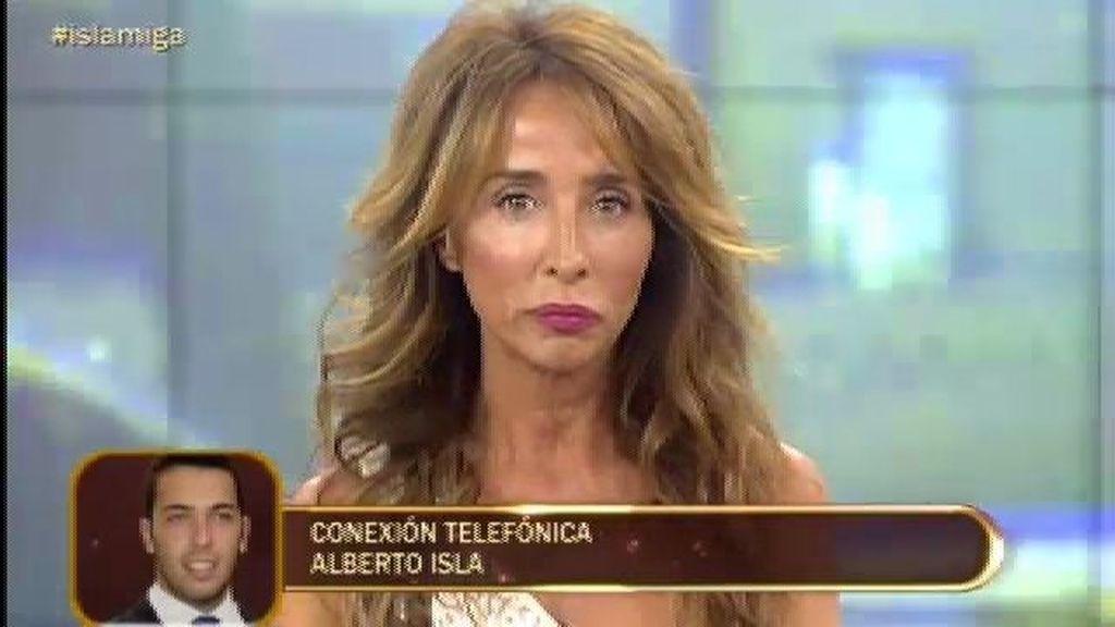 """Alberto Isla: """"Jamás hablaría mal de la madre mi hija porque la adoro y la quiero"""""""