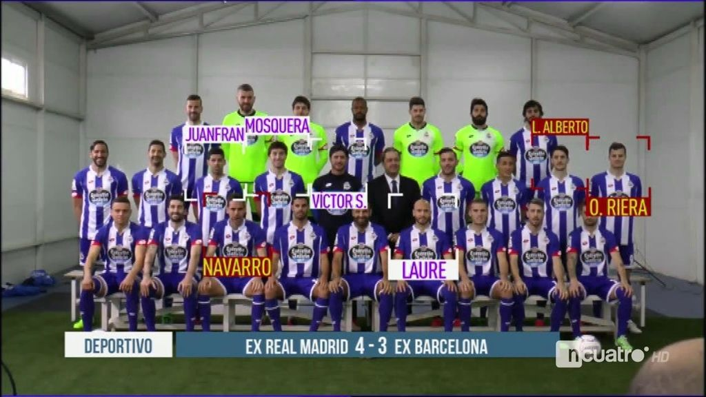 Estos son los amigos y enemigos del Barça y Madrid en el Granada y Deportivo