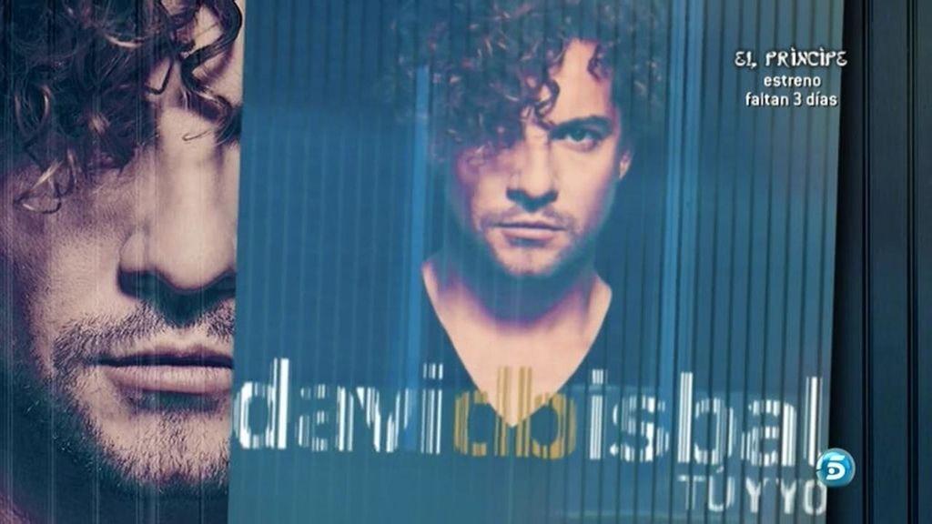 ¡Así es la portada del nuevo disco de Bisbal!