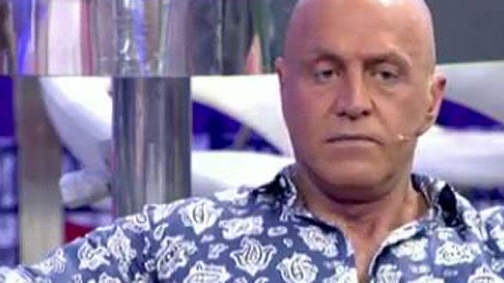 "Kiko Matamoros: ""Luis Rollán está siendo muy torpe"""