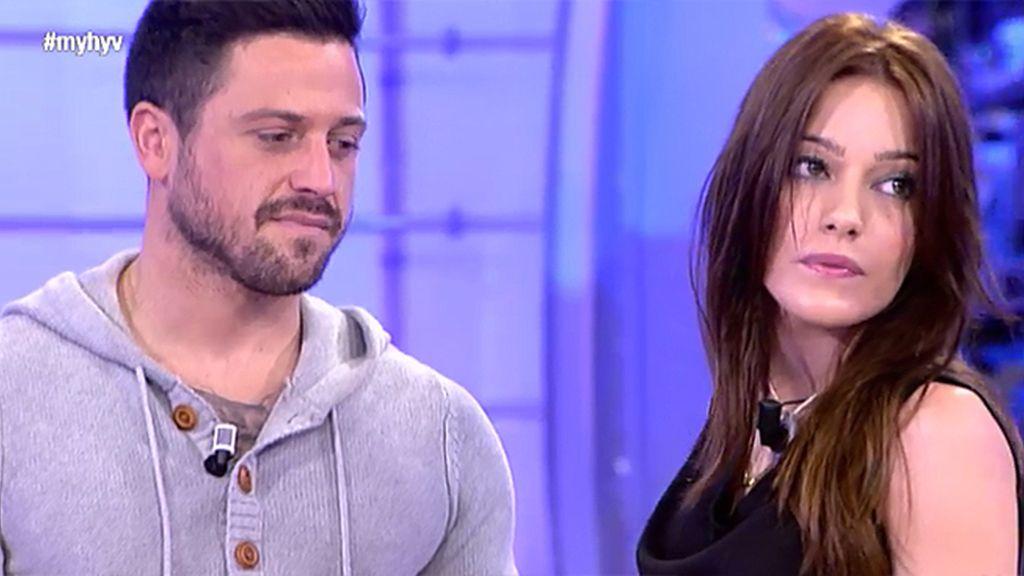 "Lorena, a Pascual: ""Venía ponértelo fácil y bonito como querías"""