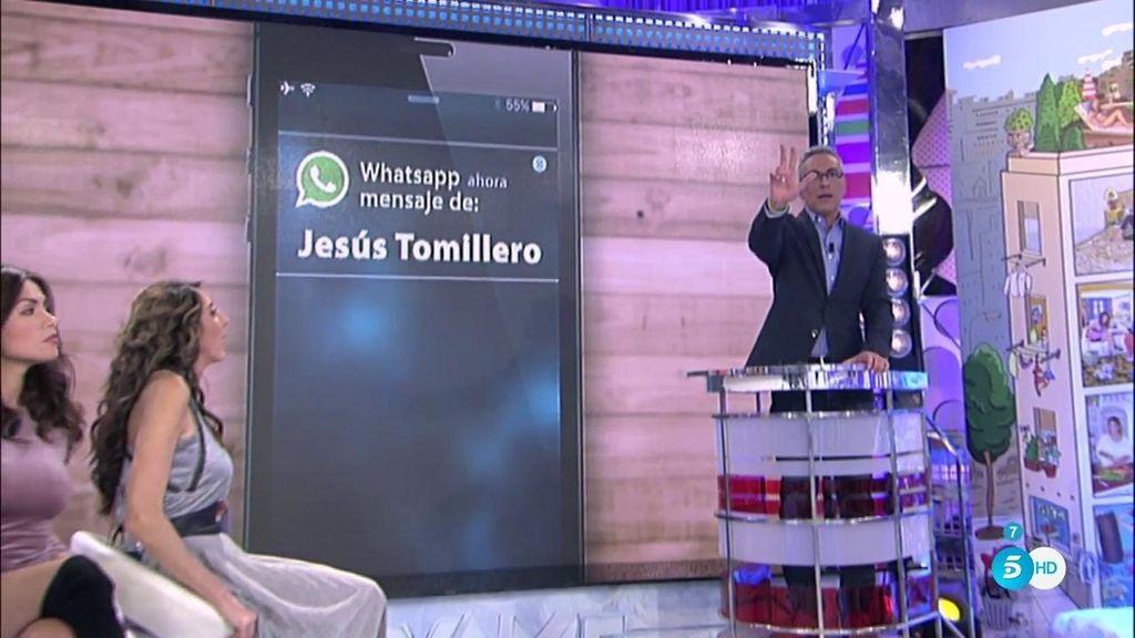 Salen a la luz más conversaciones entre Jesús Tomillero y varios 'amigos'