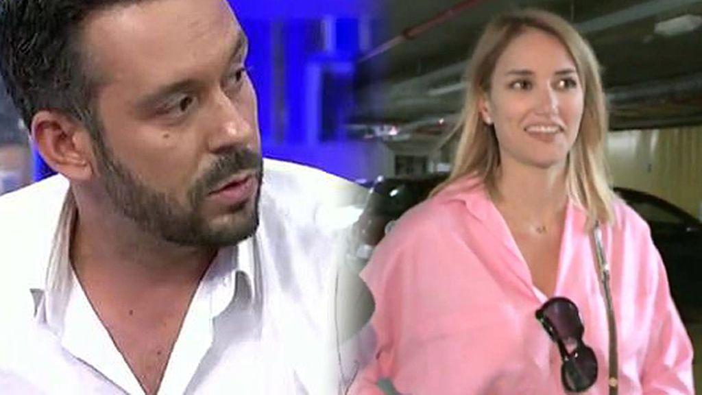 "Kike Calleja: ""Alba Carrillo quiso suspender su boda con Feliciano López"""