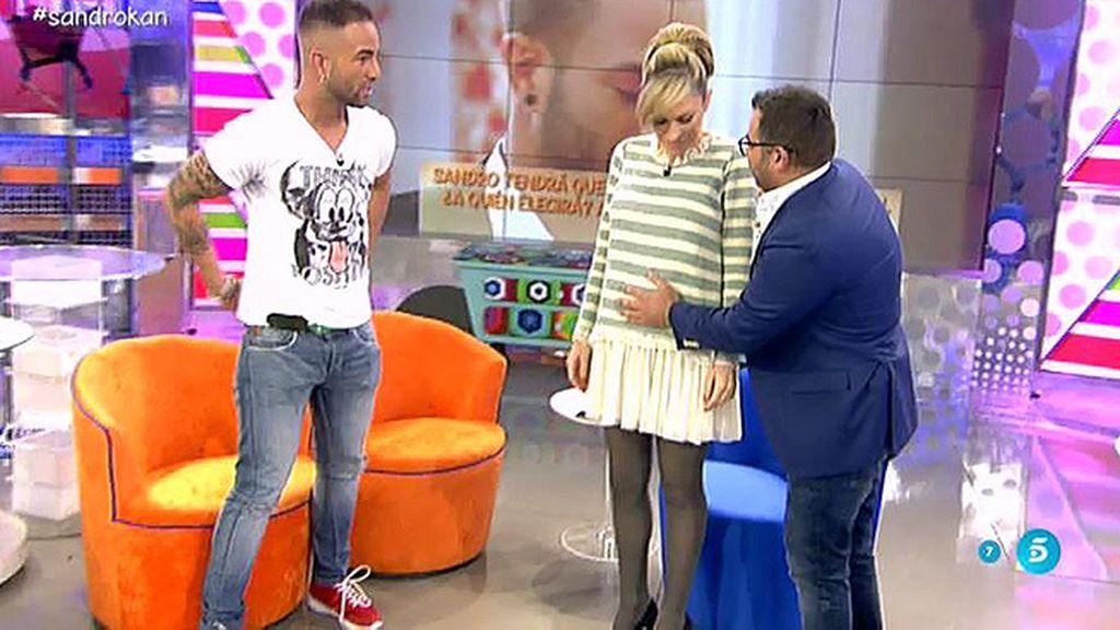 """Luján Argüelles: """"¡Soy la mejor embarazada!"""""""